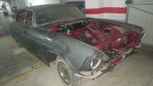 1962 Jaguar mk10