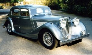 Picture of Jaguar Mark IV 3.5 litre - 1947 For Sale