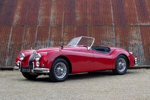 1955 Jaguar XK140 SE OTS - Original UK RHD (1 of 36) For Sale