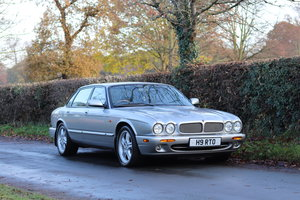 1999 Jaguar XJR - Low Miles, Exceptional History  For Sale