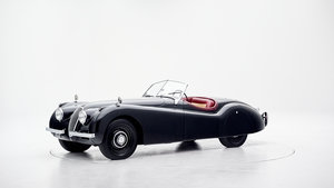 1953 JAGUAR XK 120 ROADSTER  For Sale