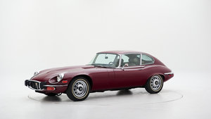 1973 JAGUAR E-TYPE V12 COUPE for sale by auction For Sale by Auction