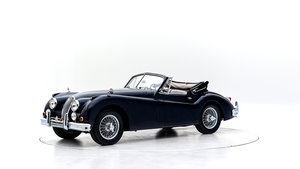 1955 JAGUAR XK 140 CONVERTIBLE for sale by auction For Sale