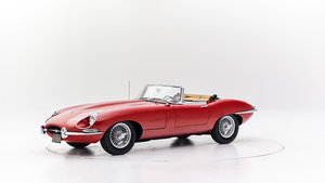 1967 JAGUAR E-TYPE SERIE I OTS for sale by auction For Sale by Auction