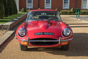 1969 ON EBAY BID NOW: Jaguar E-Type FHC 4.2 Manual, 2 Seater For Sale