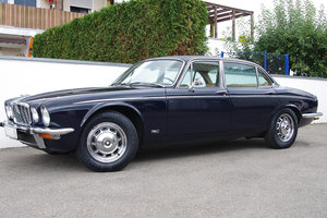 Jaguar XJ 12 l MK II - LHD - from 2nd owner