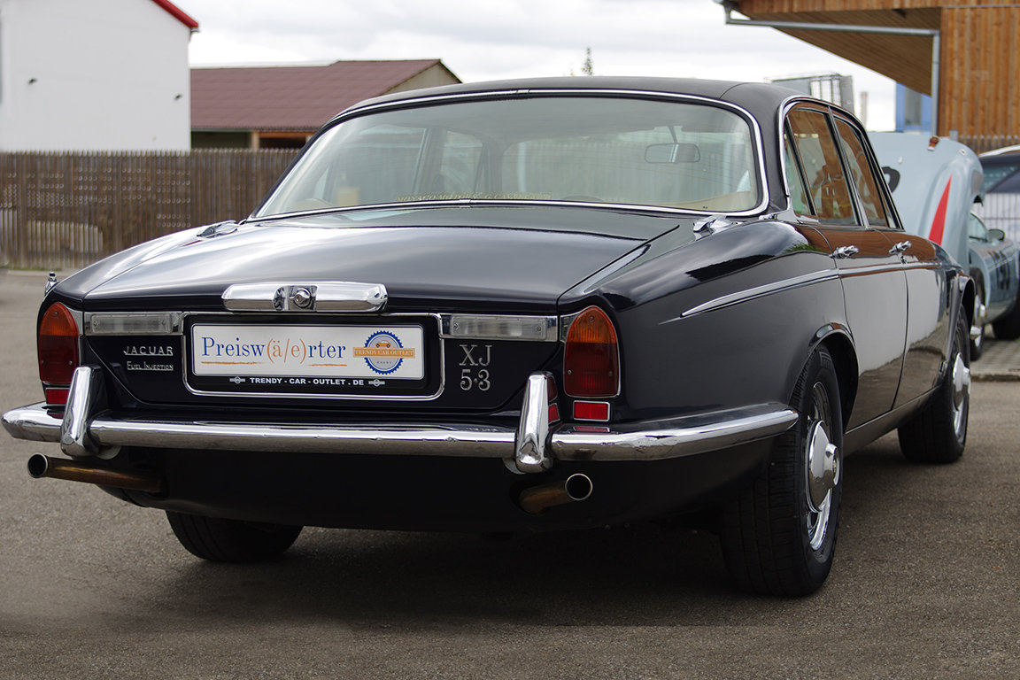1976 Jaguar XJ 12 l MK II - LHD - from 2nd owner For Sale (picture 3 of 6)