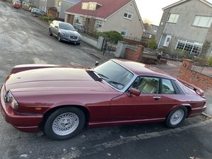 1990 Jaguar XJS 5.3 V12 46k miles cream interior For Sale