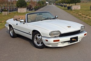 1996 Jaguar XJS Celebration Convertible LHD For Sale