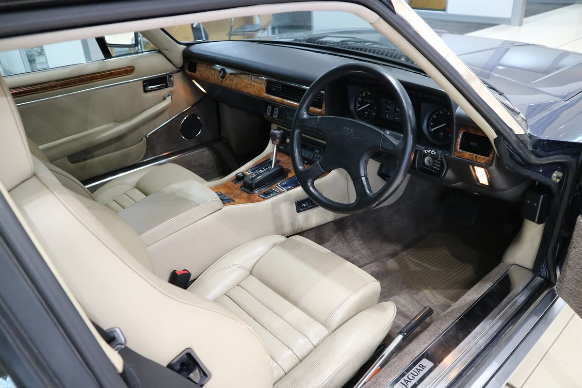 1988 Jaguar XJ-S V12 TWR For Sale (picture 4 of 6)