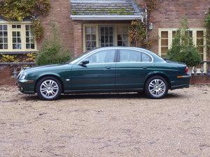 2004 Jaguar S Type 3.0 V6 SE Full Jaguar Service History For Sale