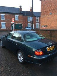 2002 Jaguar S-Type Low mileage lovely colour