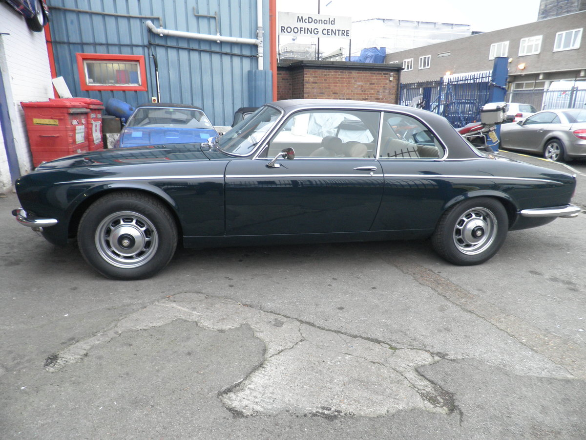 1975 Jaguar XJC V12 injection coupe For Sale (picture 3 of 6)