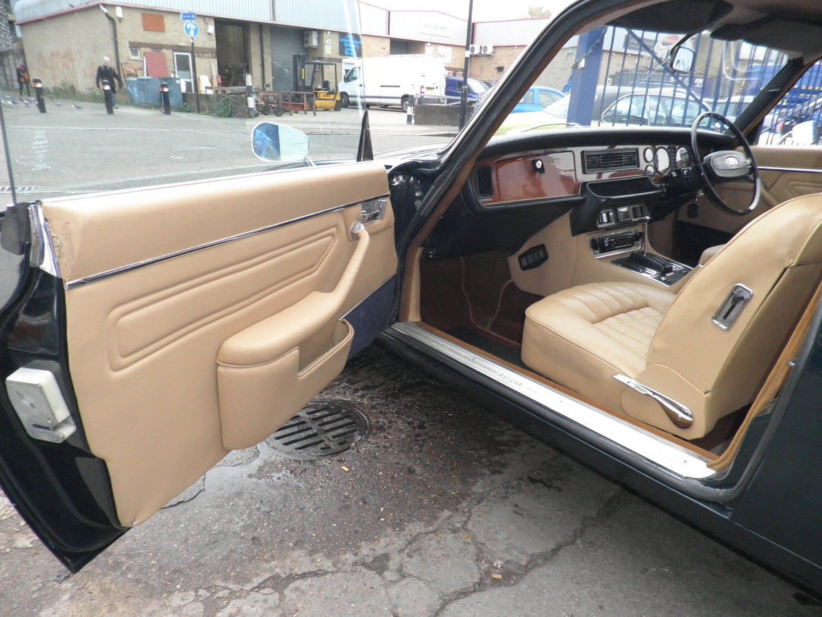 1975 Jaguar XJC V12 injection coupe For Sale (picture 6 of 6)