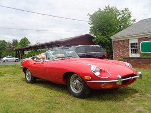 1969 Jaguar E Type Series II Roadster 04 Dec 2019 For Sale by Auction