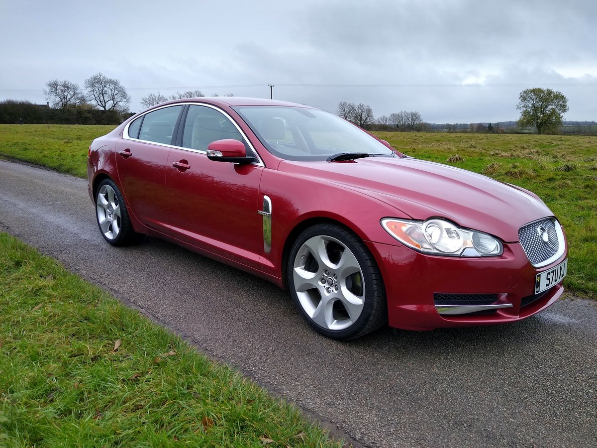 2008 Jaguar XF SV8,Rare,low miles,416 Bhp,Full history. For Sale (picture 2 of 6)