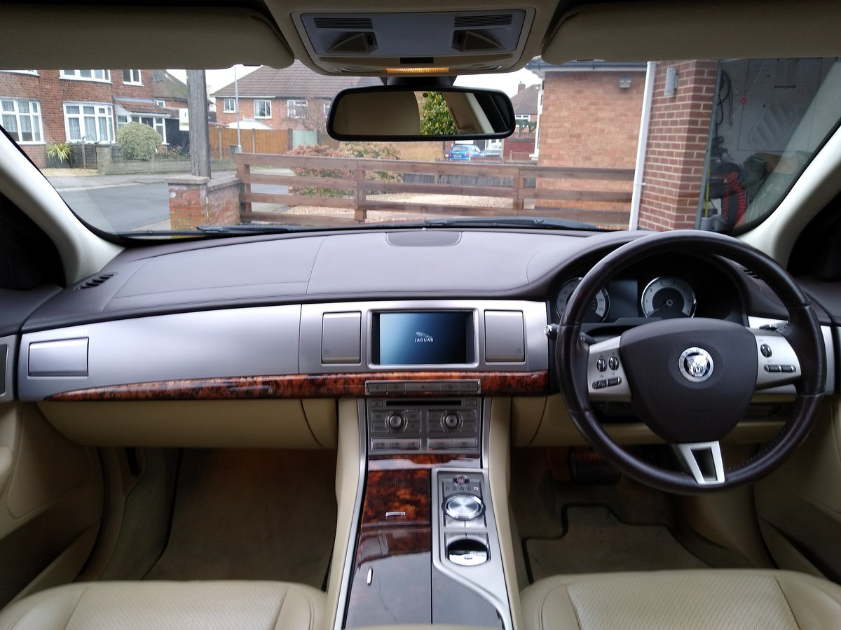 2008 Jaguar XF SV8,Rare,low miles,416 Bhp,Full history. For Sale (picture 6 of 6)