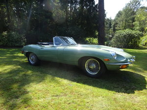 1969 Jaguar E-Type 4.2 OTS For Sale