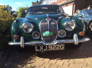 1696 Jaguar 240 Auto For Sale