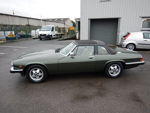 Picture of 1987 JAGUAR XJ-SC 3.6 Automatic Targa Convertible ~  SOLD