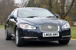 2009 Jaguar XF 3.0 V6  Luxury (Only 5,000 Miles) For Sale