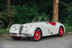 1954 JAGUAR XK 120 OTS 3.4 SE, Mille Miglia Eligible For Sale