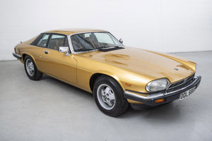 Jaguar XJS 5.3 V12 HE - Gold, Same owner 32 years