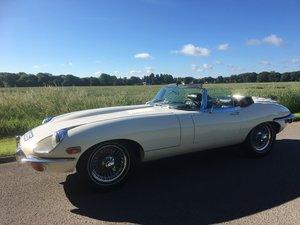 1969 Jaguar E-Type Series II Roadster (LHD) For Sale