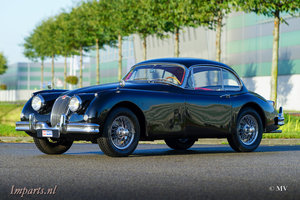1958 Nice classic Jaguar XK150 Coupe (FHC LHD Overdrive For Sale