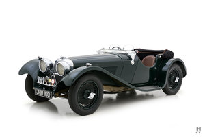 1937 Jaguar SS100 Roadster For Sale