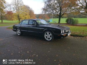 1997 Jaguar XJR 4.0 L V8 supercharged For Sale