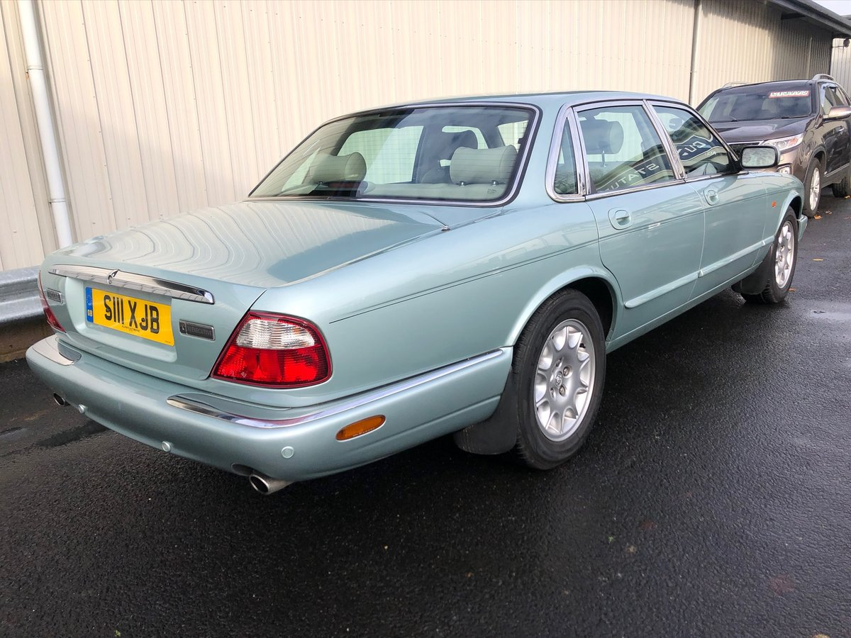 2000 JAGUAR XJ XJ8 3.2 V8 EXECUTIVE 240 BHP WITH 58K MILES For Sale (picture 3 of 6)