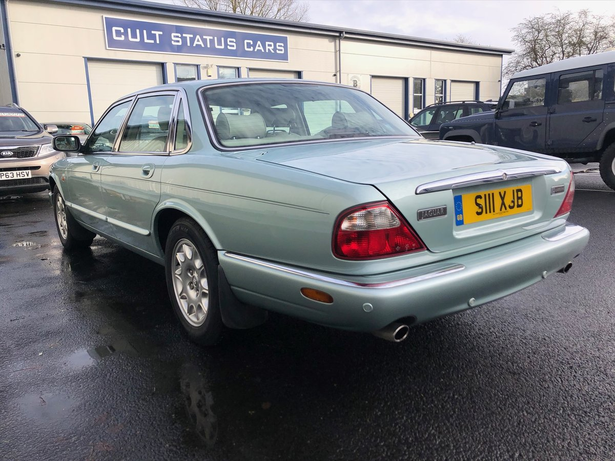 2000 JAGUAR XJ XJ8 3.2 V8 EXECUTIVE 240 BHP WITH 58K MILES For Sale (picture 4 of 6)