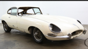 Jaguar E Type S1 4.2 1965 Coupe For Sale