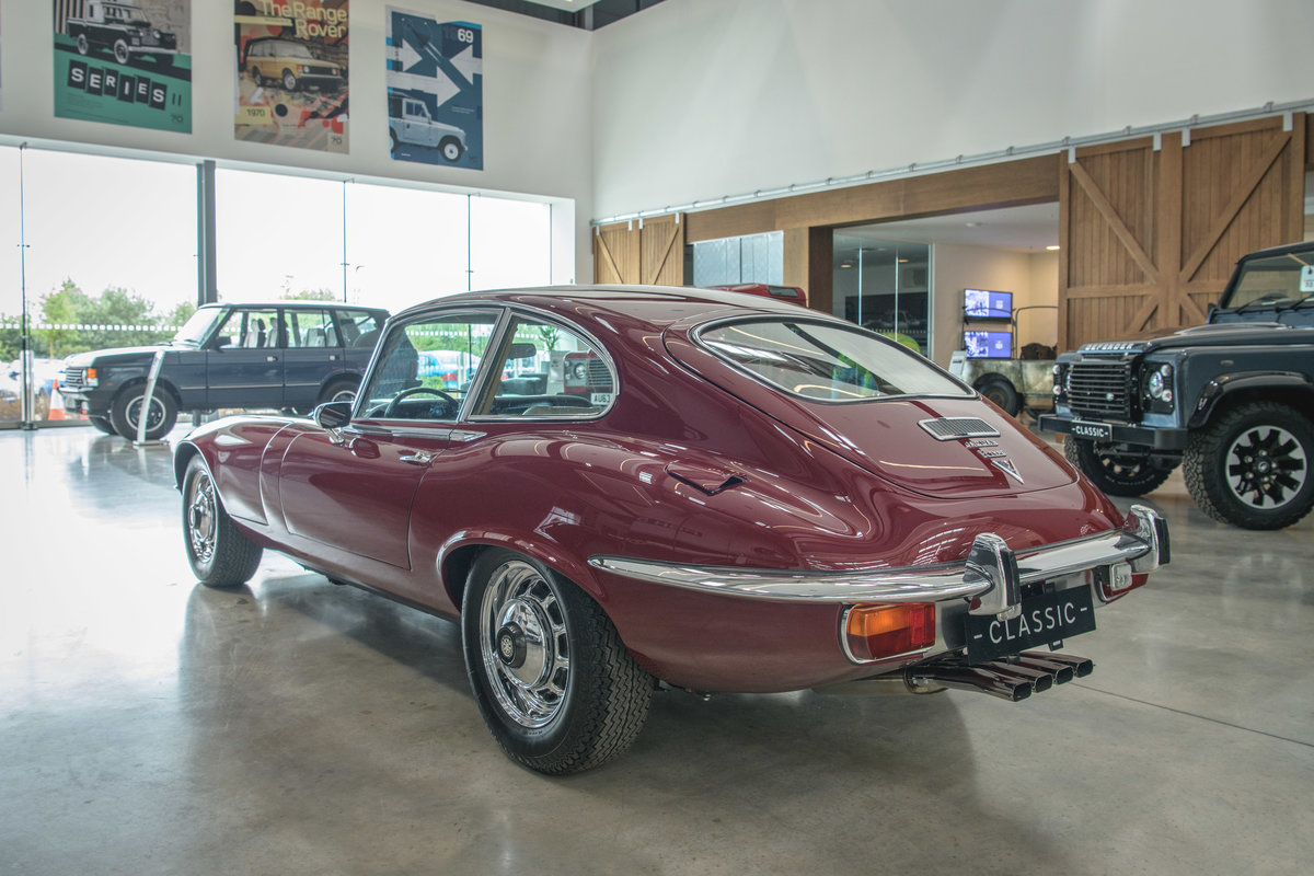 1973 Jaguar E-Type Series 3 FHC 2+2 V12 For Sale (picture 3 of 6)