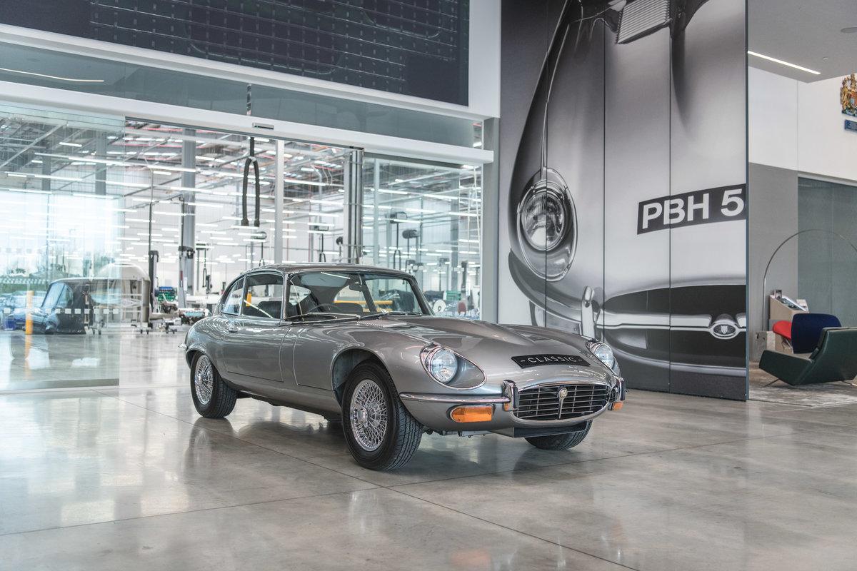 1971 Jaguar E-Type Series 3 FHC 2+2 V12 For Sale (picture 1 of 6)