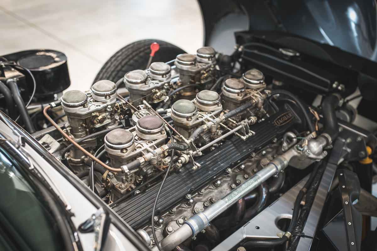 1971 Jaguar E-Type Series 3 FHC 2+2 V12 For Sale (picture 6 of 6)