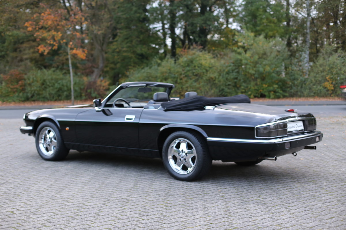 1992 A uniquely styled Euro Specification Jaguar XJS Convertible SOLD (picture 2 of 6)