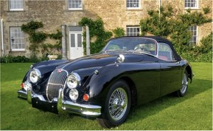 Jaguar xk 150 roadster, 3.4L, matching, Show Car!