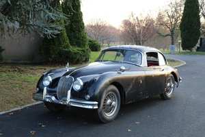 # 23137 1960 Jaguar XK150 Fixed-Head Coupe
