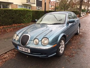 1999 Jaguar S-Type 3.0 SE Auto 55,200 miles For Sale