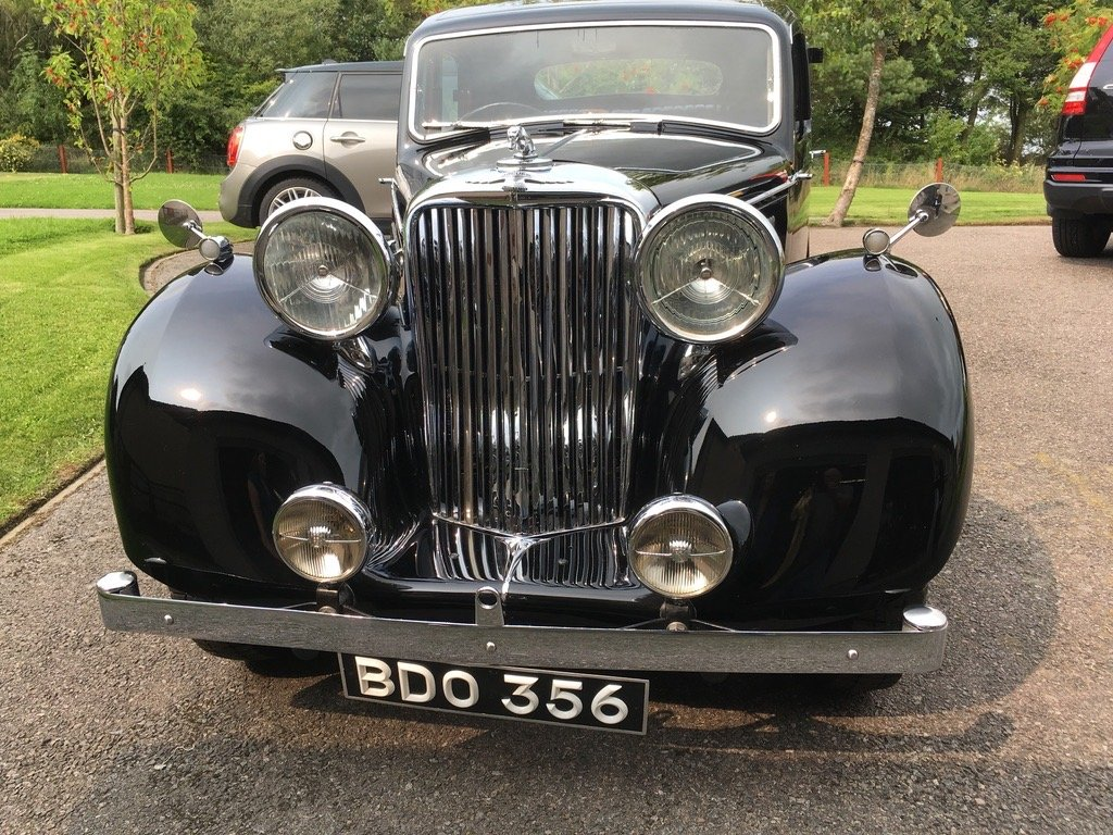 Jaguar 1.5 Saloon 1947, Simly Stunning For Sale (picture 2 of 6)