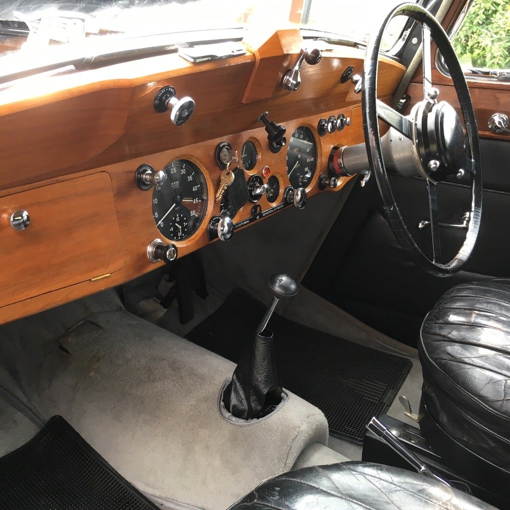 Jaguar 1.5 Saloon 1947, Simly Stunning For Sale (picture 4 of 6)