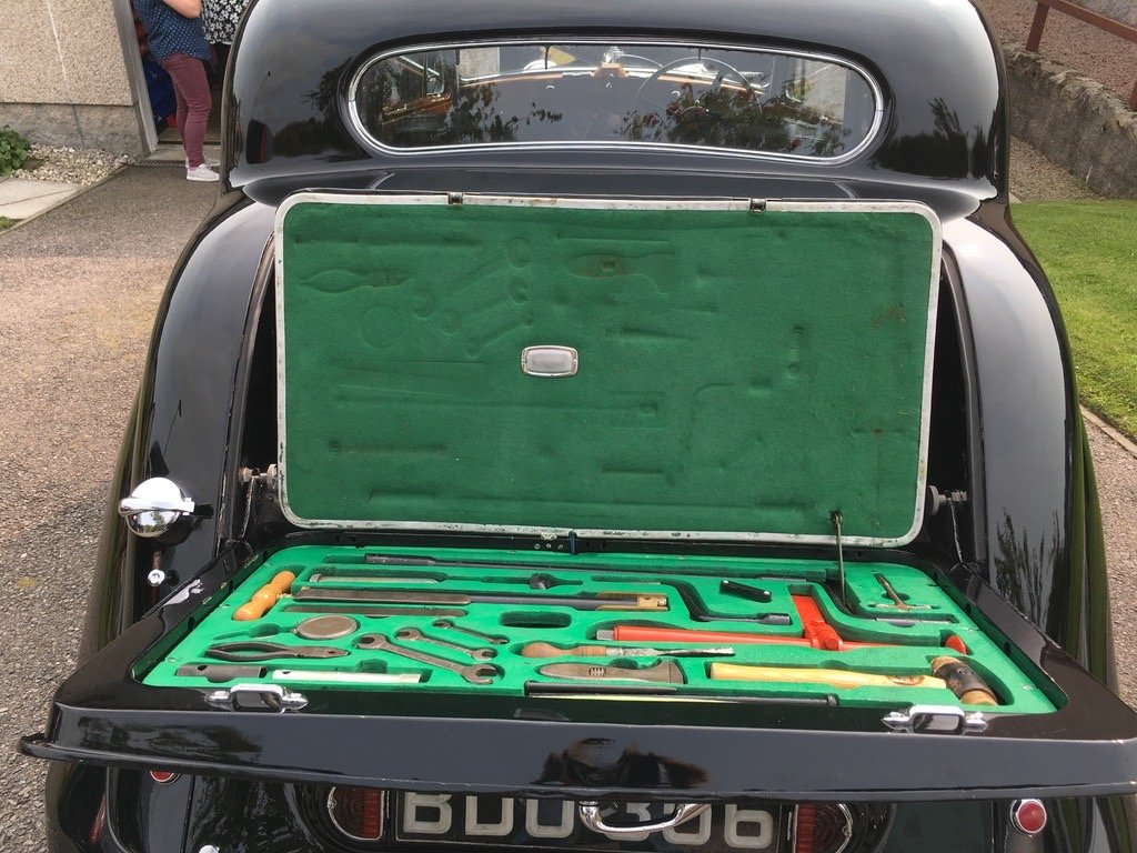 Jaguar 1.5 Saloon 1947, Simly Stunning For Sale (picture 6 of 6)