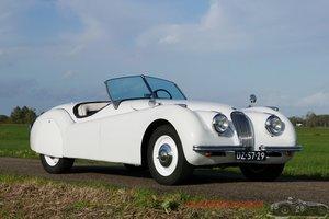 1950 Jaguar XK120 OTS  For Sale