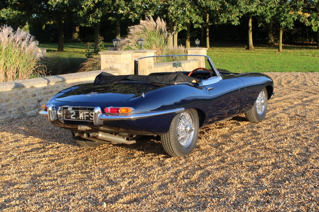 1963 JAGUAR E TYPE 3.8 Series 1  For Sale (picture 5 of 17)