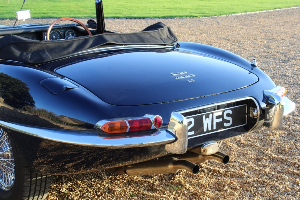 1963 JAGUAR E TYPE 3.8 Series 1  For Sale (picture 6 of 17)