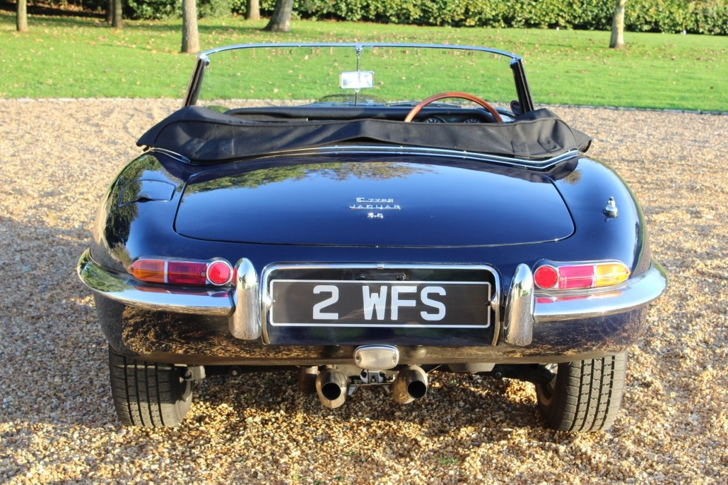 1963 JAGUAR E TYPE 3.8 Series 1  For Sale (picture 7 of 17)