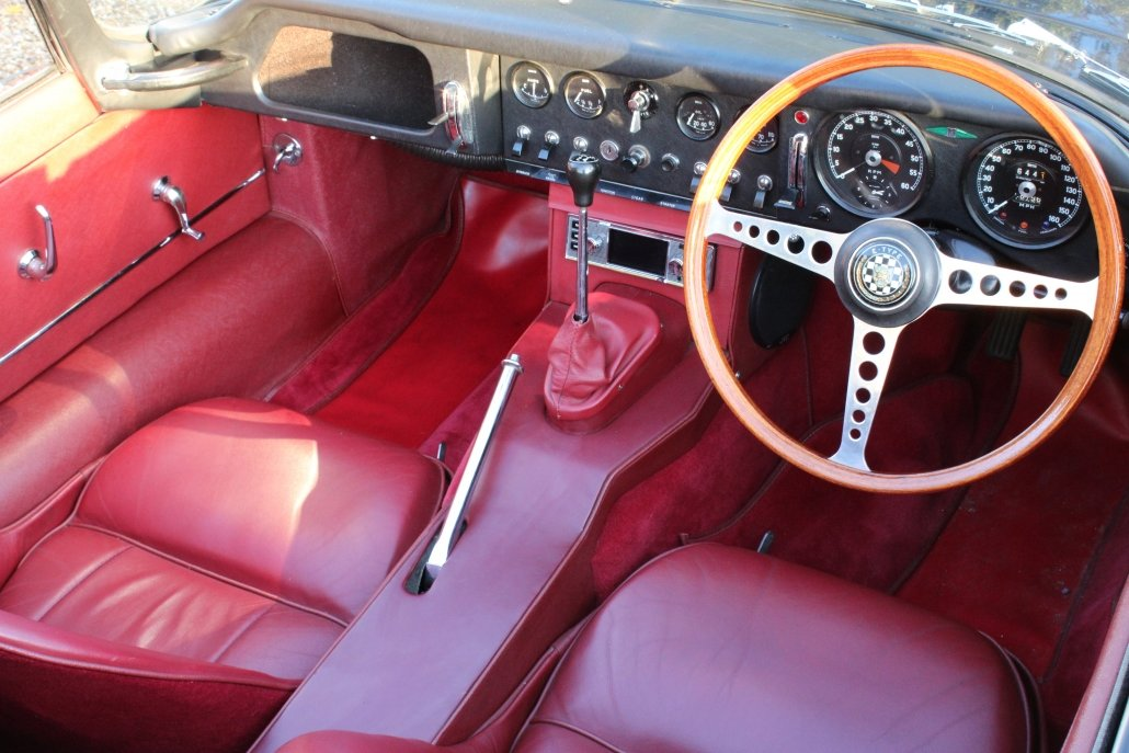 1963 JAGUAR E TYPE 3.8 Series 1  For Sale (picture 11 of 17)