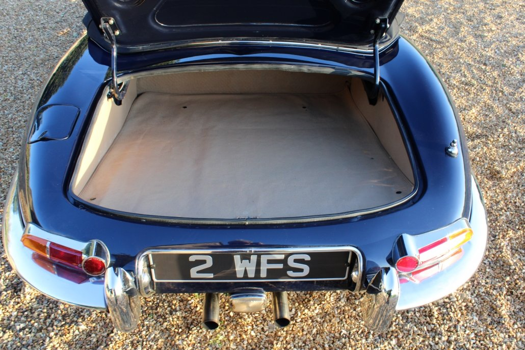 1963 JAGUAR E TYPE 3.8 Series 1  For Sale (picture 15 of 17)
